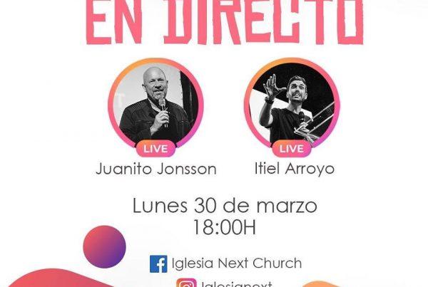 Itiel Arroyo En Iglesia Next
